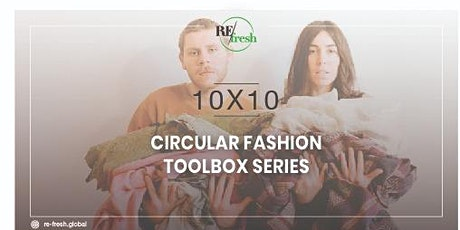 1X10: Marketplaces For Sustainable Textiles tickets