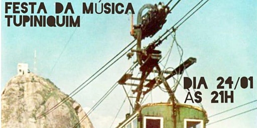 Festa da música Tupiniquim