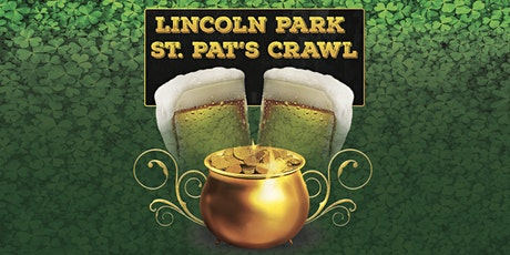 Lincoln Park St. Pat's Crawl - Chicago St. Patrick's Day Bar Crawl tickets