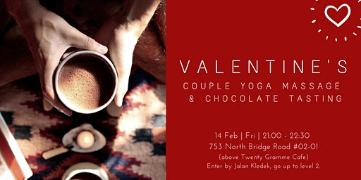 Valentine's Partner Yoga & Chocolate Workshop