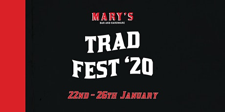 Trad Fest '20 @ Mary's Bar & Hardware tickets