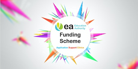 EA Funding Application Support Clinic - Antrim & Newtownabbey tickets