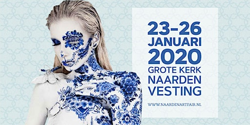 Annexum | NAARDEN the Art fair 2020 | 23 - 26 januari 2020 | vrijkaart