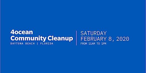 4ocean Beach Cleanup