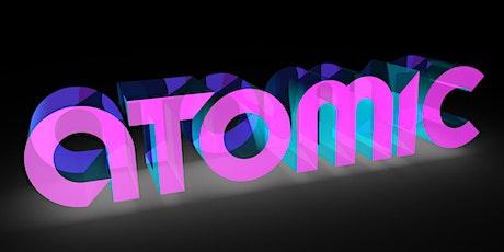 Atomic - Pop Rock  Funk tickets