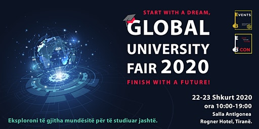 GLOBAL UNIVERSITY FAIR 2020