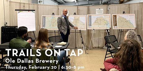 February Trails on Tap tickets