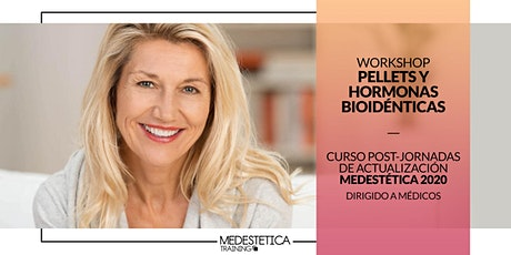 Workshop de Pellets y Hormonas Bioidénticas entradas