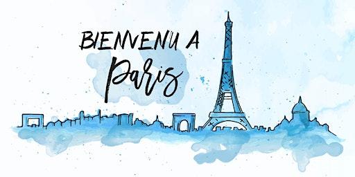 Bienvenu a Paris