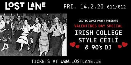 Celtic Dance Party presents: Valentines Céilí tickets