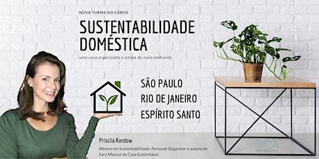 Sustentabilidade Doméstica ingressos