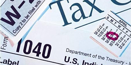 Prince George's Community College: Free Tax Prep- Saturday Afternoon  2pm tickets