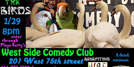 Stand Up for The Birds tickets