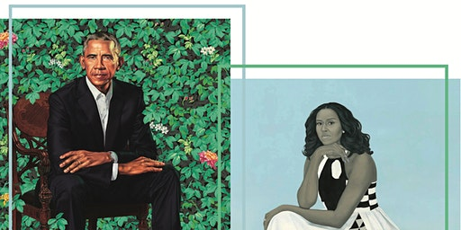 The Obama Portraits with Kehinde Wiley and Amy Sherald