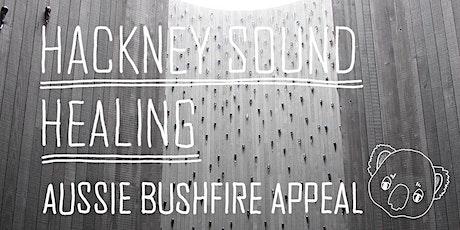 Aussie Bushfire appeal - Community Sound Bath Meditation tickets