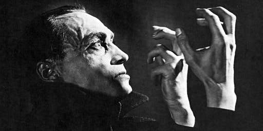 Silent Revue: THE HANDS OF ORLAC (1924)