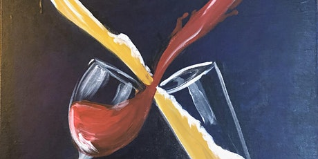 Frog Alley Brewing Paint & Sip tickets