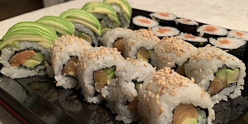 Taller de sushi para principiantes