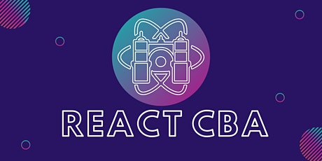 React CBA First Meeting entradas