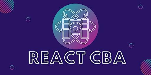 React CBA First Meeting