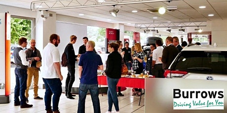 Free Barnsley Networking at Burrows Toyota 19th February  tickets