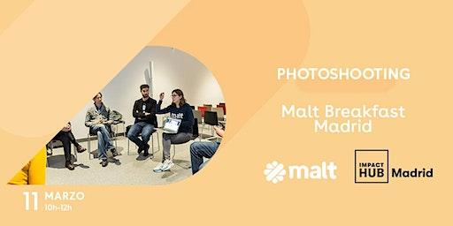 Malt: Breakfast en Impact Hub