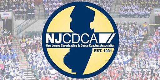 NJCDCA State Cheerlading Championship February 29th, 2020
