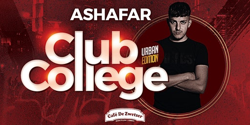 CLUB COLLEGE✦Ft. ASHAFAR
