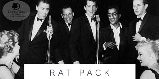Rat Pack Tribute Night