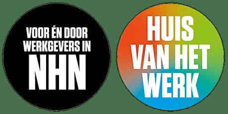 Huis van het Werk Workshop - Werknavigator tickets