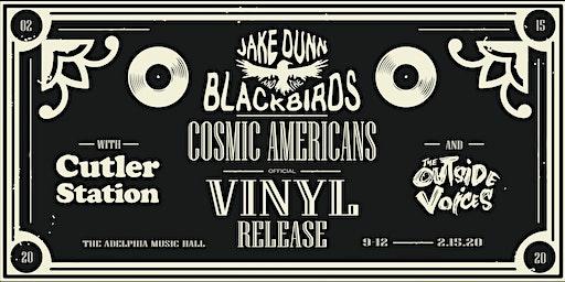Jake Dunn & the Blackbirds Vinyl Release Party