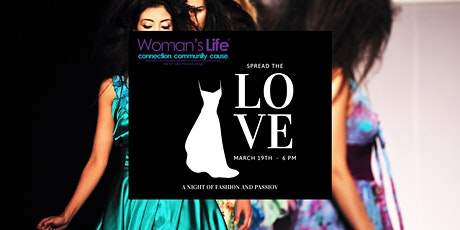 Spread the Love - A Night of Fashion and Passion tickets