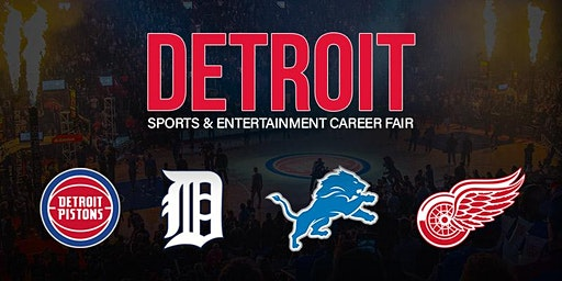 Detroit Sports & Entertainment Career Fair