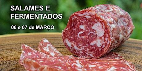 SALAMES E FERMENTADOS CAVA (SP) ingressos