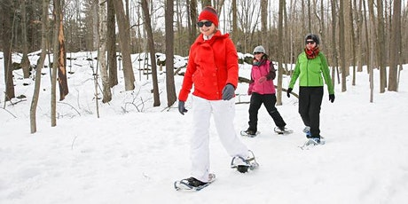 Women Who Explore SnowShoeing Fun & Winter Clothing tips From Outer Limits tickets