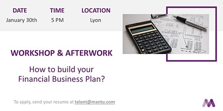 Workshop & Afterwork - Finance by Mantu billets