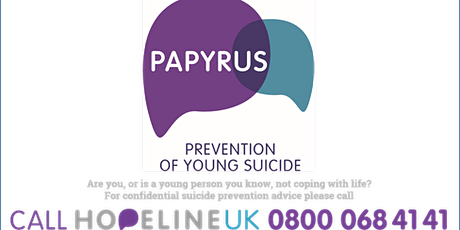 Suicide Prevention for Faith Groups tickets