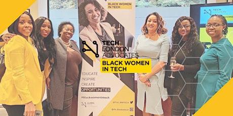 TLA Black Women in Tech - Virtual Event with Deloitte tickets