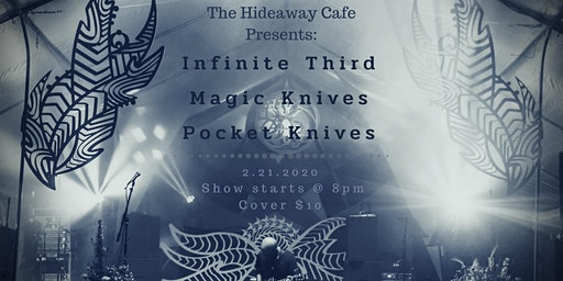 Magic Knives' Kick-Off Show!