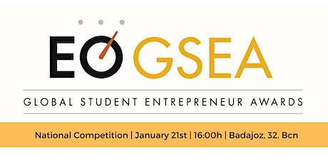 EO Spain GSEA - National Competition entradas