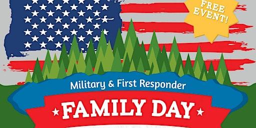 Military & First Responder Family Day at Maranatha!