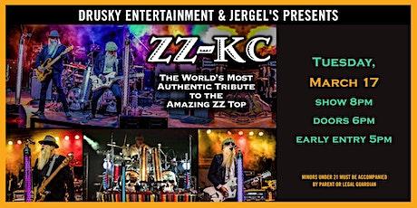 ZZ-KC - A Tribute to ZZ Top tickets