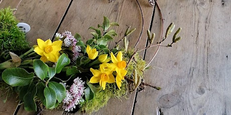 Spring & Easter Wreath Making Workshop tickets