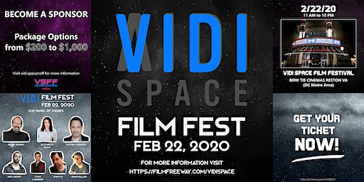 VIDI SPACE FILM FESTIVAL