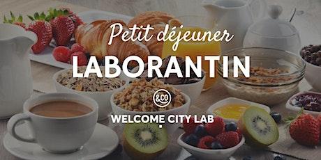 Petit déjeuner laborantin | Welcome City Lab billets
