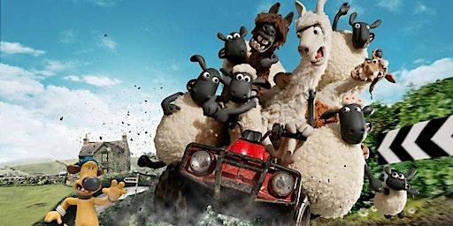 Shaun the Sheep: The Farmer's Llamas(U) - Yurt Cinema Screening