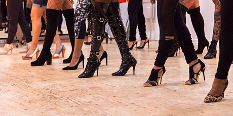Madam Storms STRUT Masterclass, Learn how to walk in your heels (women only) tickets