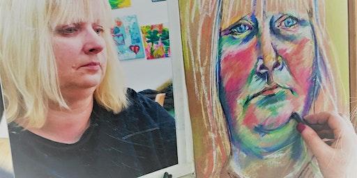 Self Portraiture - Drawing Techniques