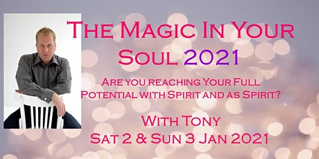 The Magic In Your Soul 2021 tickets