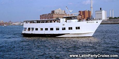 Latin After Work Open Bar Cruise tickets